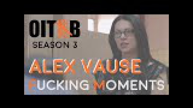 Laura Prepon Alex Vause fuc*ing moments S3