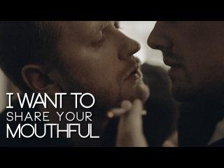 Roman\Mark - I want to share your mouthful
