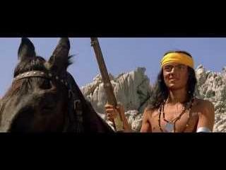 Виннету — сын Инчу чуна: золото апачей (Хищники из Россвеля) / Фильмы про индейцев
