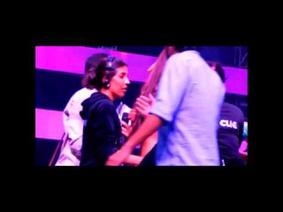 Gauhar Khan Slapped On India's Raw Star - Exclusive Video