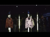 Stone Island AW014015_ Hand Painted Camouflage In Store London Event _Video 24.9.2014