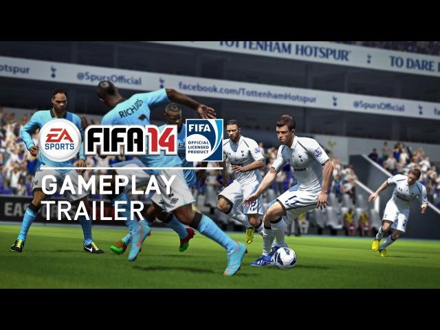 FIFA 14 | Official E3 Trailer | Xbox 360, PS3, PC