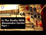 Alessandro Cortini -In The Synth Cave part 1