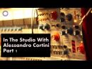 Alessandro Cortini In The Synth Cave part 1
