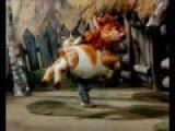 Мультфильм Волк и теленок
