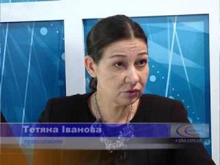 Беседа с Виталием Калмыков и правозащитником Татьяной Ивановой - 22.10.2015