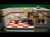 Как построить из лего #13 | Ванная / Bathroom