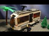 Как построить из лего #18 | Трамвай / Tram