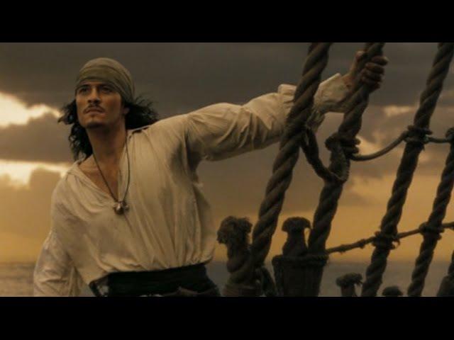 Пираты Карибского Моря На краю света Не своди глаз с горизонта