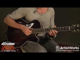 Guitar Lessons with Andreas Oberg Jazz Comping