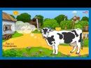 Как говорят животные, Звуки и голоса животных для детей, Развивающее видео для детей [HD]