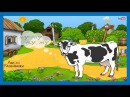 Как говорят животные - Звуки и голоса животных, Развивающее и Обучающее видео для детей