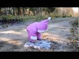 Смешное видео! Приколы про детей, смешные детки, летающие качели