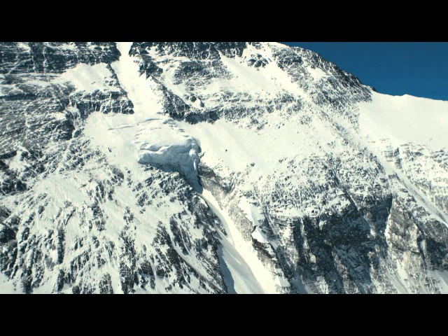 BASE jump from EVEREST Valery Rozov 2013 TRAILER
