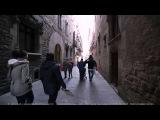 Барселона: Готический квартал   HD 1080