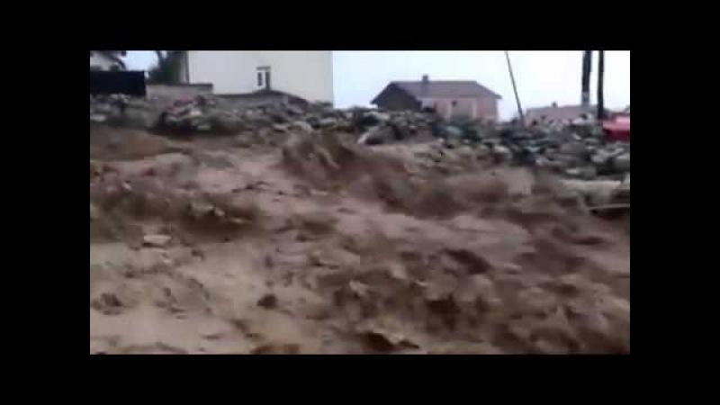 Tetovo - Poplavi 2015