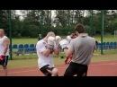 Mix Fighter 4 сезон - Тренировка с Федором Емельяненко - Серия 6 HD - БОЕЦ