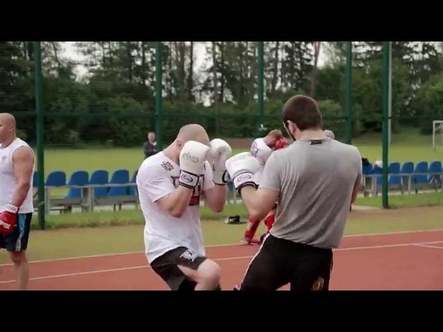Mix Fighter 4 сезон - Тренировка с Федором Емельяненко - Серия 6 (HD) - БОЕЦ