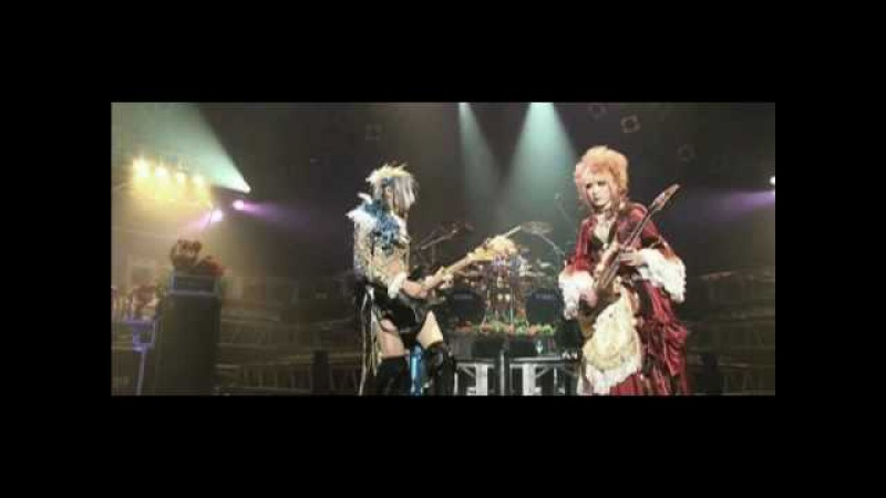 Versailles - SILENT KNIGHT (Live)