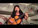 Елена Орловская в бард-кафе Гнездо глухаря