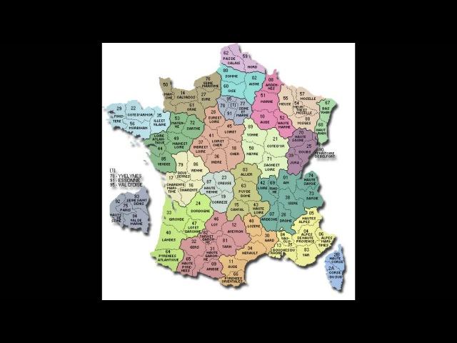 Leçon n°1 de Géographie : La France et ses pays !
