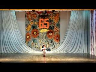 ФИНСКИЙ ТАНЕЦ 2 - 2015 - На 65-летии Народного ансамбля танца РАДОСТЬ