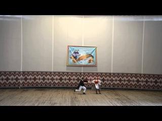 ФИНСКИЙ ТАНЕЦ (1080p) + награждение на Отчётном - 2015 - Народный ансамбль танца РАДОСТЬ