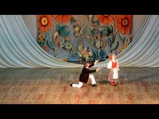 ФИНСКИЙ ТАНЕЦ - 2015 - На 65-летии Народного ансамбля танца РАДОСТЬ
