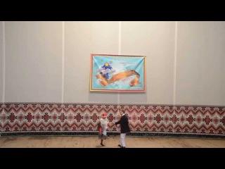 ФИНСКИЙ ТАНЕЦ + награждение на Отчётном - 2015 - Народный ансамбль танца РАДОСТЬ, г. Днепропетровск