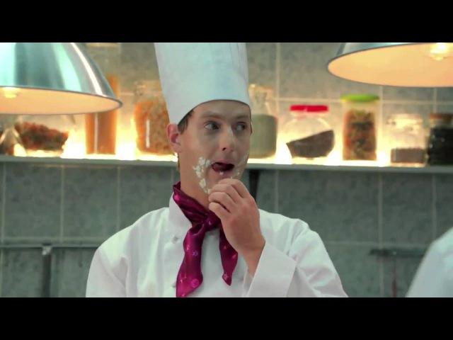 Кухня - промо трейлер сериала СТС (2012) [HD]