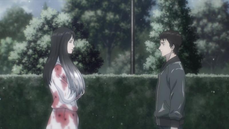 18 серия - Kiseijuu: Sei no Kakuritsu   Parasyte   Паразит: Учение о жизни [Озвучивание: KANSAI]