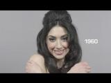 100 лет красоты за 1 минуту - США (Nina)