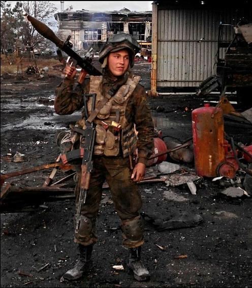 У армии Украины достаточно сил и резервов, чтобы держать длительную оборону Донецкого аэропорта, - пресс-секретарь АТО - Цензор.НЕТ 6629