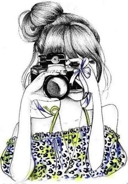 девушки крутые нарисованные: