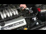 Infiniti i30 straight pipe injen Cold Air Intake