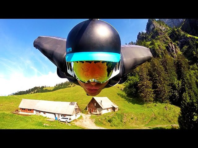 What Is Your Greatest Fear? - Wingsuit Proximity - Dying to Live