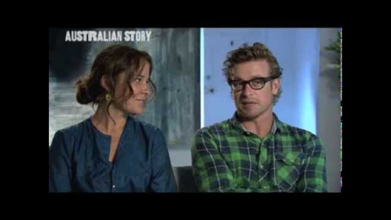 Simon Baker 2012 03 talks about John Polson in Australian Story