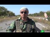 Украинский солдат пришёл на блокпост НМ ЛНР мириться.