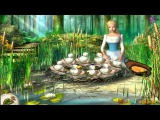 Барби на русском лебединое озеро Спасение лебедят / Barbie Swan Lake Rescue swan