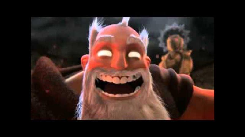 Трешак монах против викингов