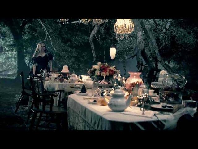 Alice In Wonderland Avril Lavigne
