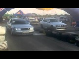 Audi S6 2.2 turbo quattro vs BMW 5 4.4