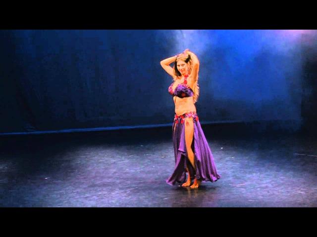 Sadie Marquardt Belly Dance Drum Solo