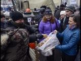 11 декабря 2013 Булочки от госдепа Нуланд подкормила на Майдане оппозицию и милицию