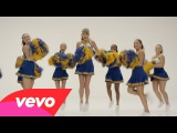 Taylor Swift - Shake It Off Outtakes Video - The Cheerleaders