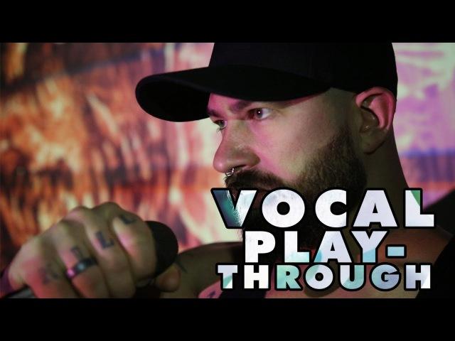 Archspire Fathom Infinite Depth Vocal Playthrough