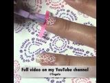 Дизайн ногтей. Идея маникюра #2