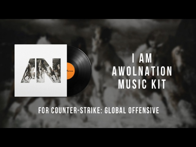 AWOLNATION Counter-Strike: Global Offensive (CS:GO) Music Kit | Red Bull Records