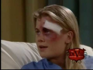 Tara Reid as Ashley on Days of our Lives