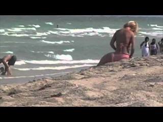Tara Reid Bikini and New Man South Beach 2008